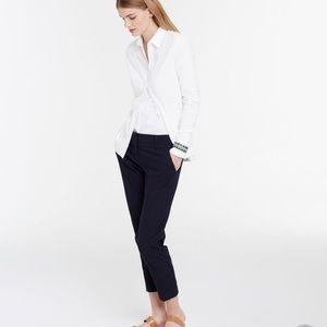 Ann Taylor Eyelet Slim Pant- NWT